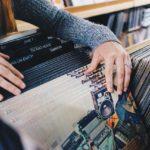 Beerdigungslieder auf Schallplatte - Tonträger aus der Vergangenheit