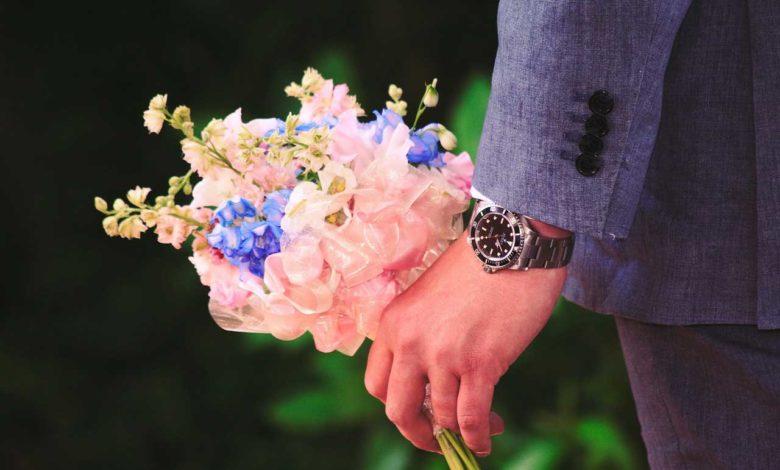 Blumen zur Beerdigung - Bedeutung der Farben kennen.