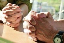 Bild von Fürbitten – Von der Taufe bis zur Beerdigung
