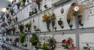 Urnengrab im Kolumbarium