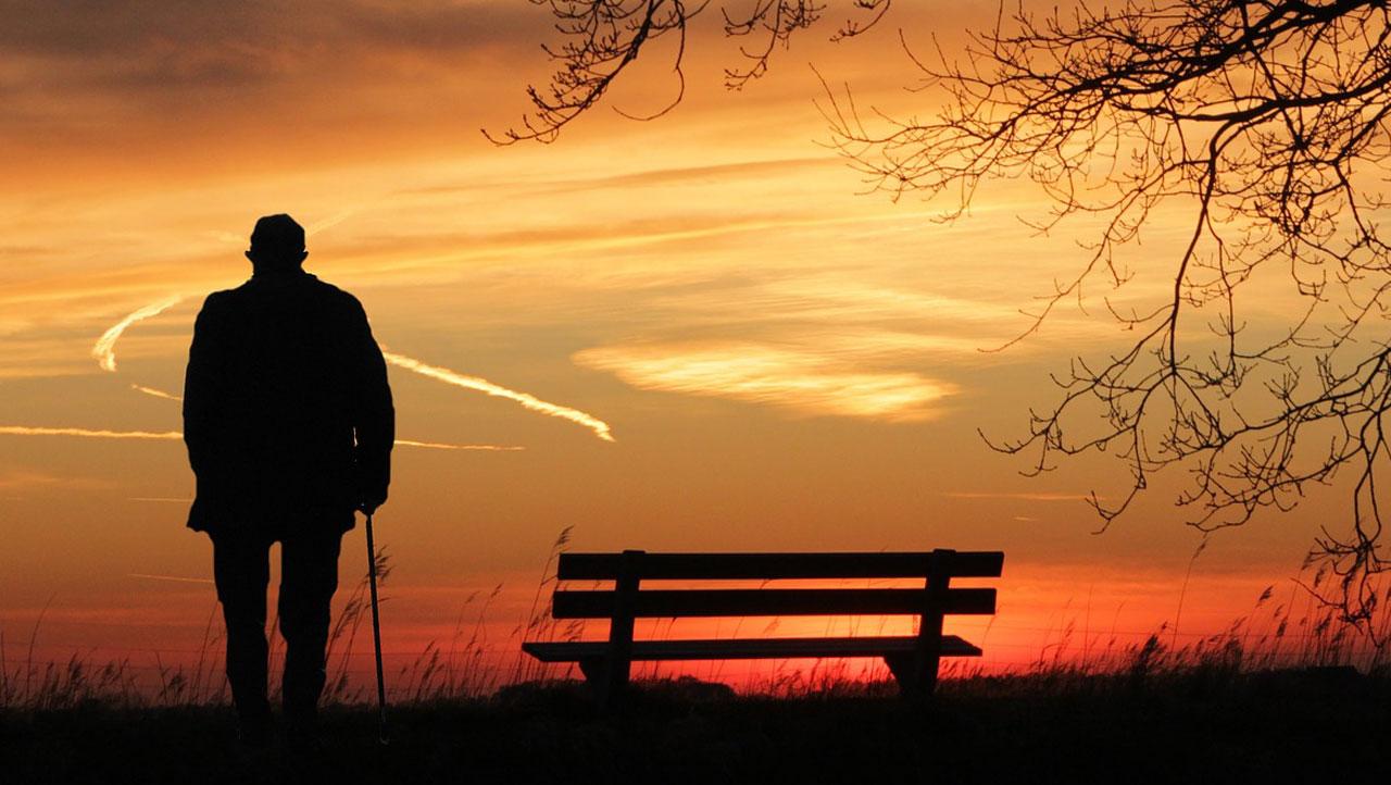 Einsam sterben