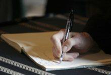 Bild von Wie schreibe ich ein Testament ohne Anwalt oder Notar?