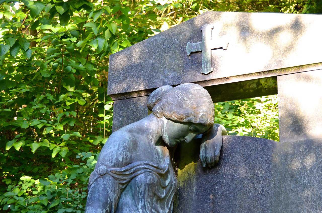 Bild von Trauerbewältigung – Tipps um Trauerphasen zu verarbeiten